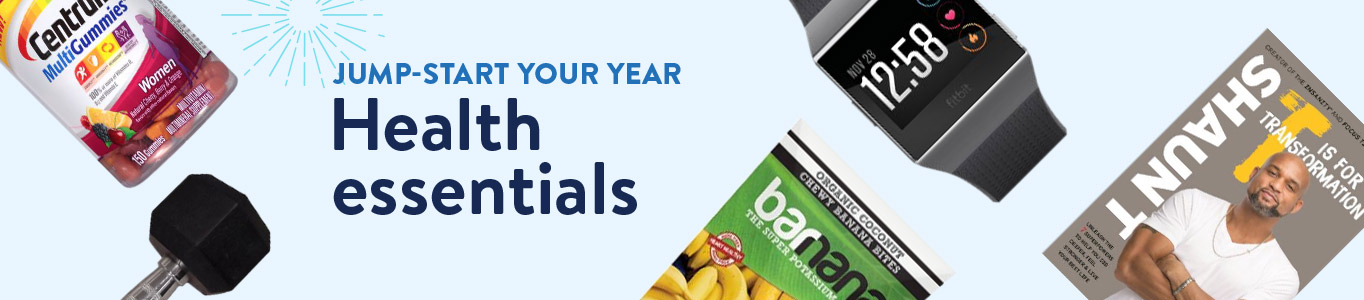 Jumpstart your year: Health essentials