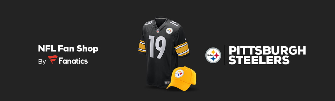 timeless design 55ba8 c734b Pittsburgh Steelers Team Shop - Walmart.com