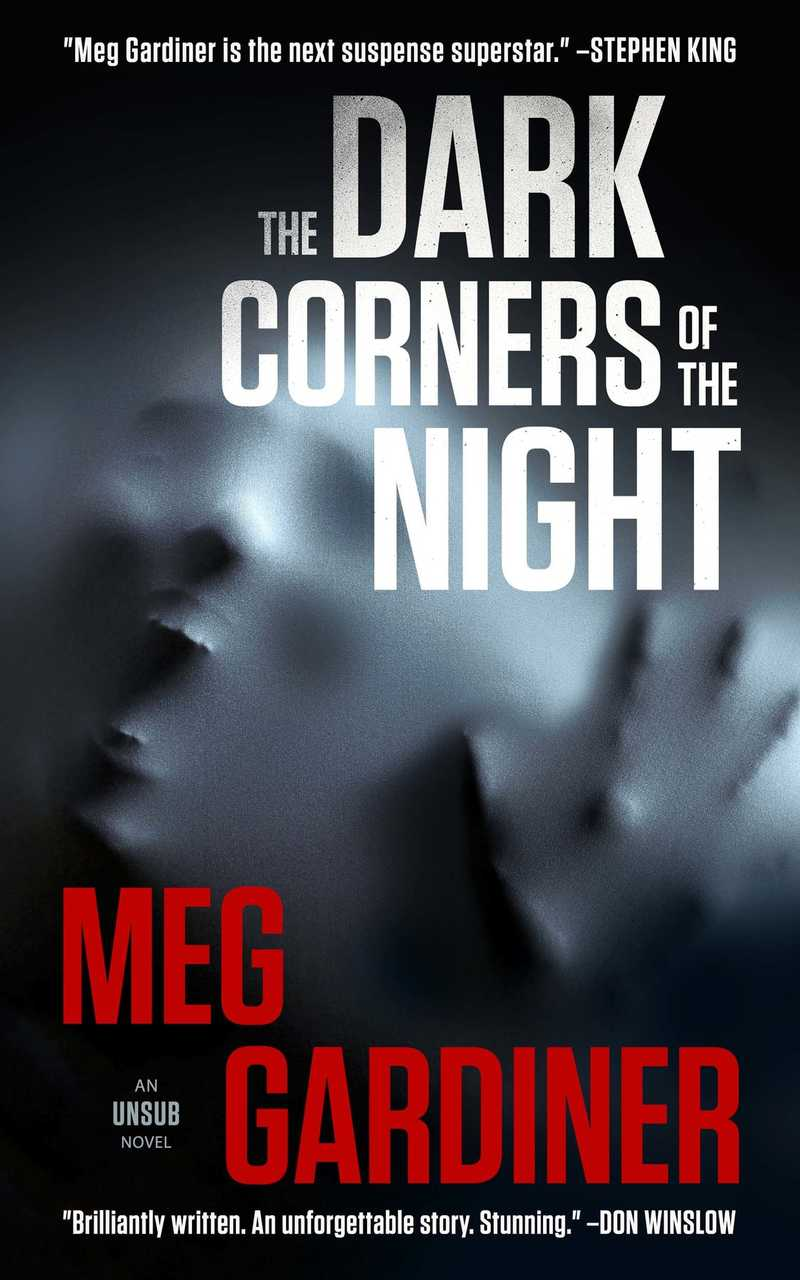 dark corner of the night book cover
