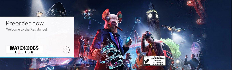 Ubisoft Watch Dogs Legion Walmart Com