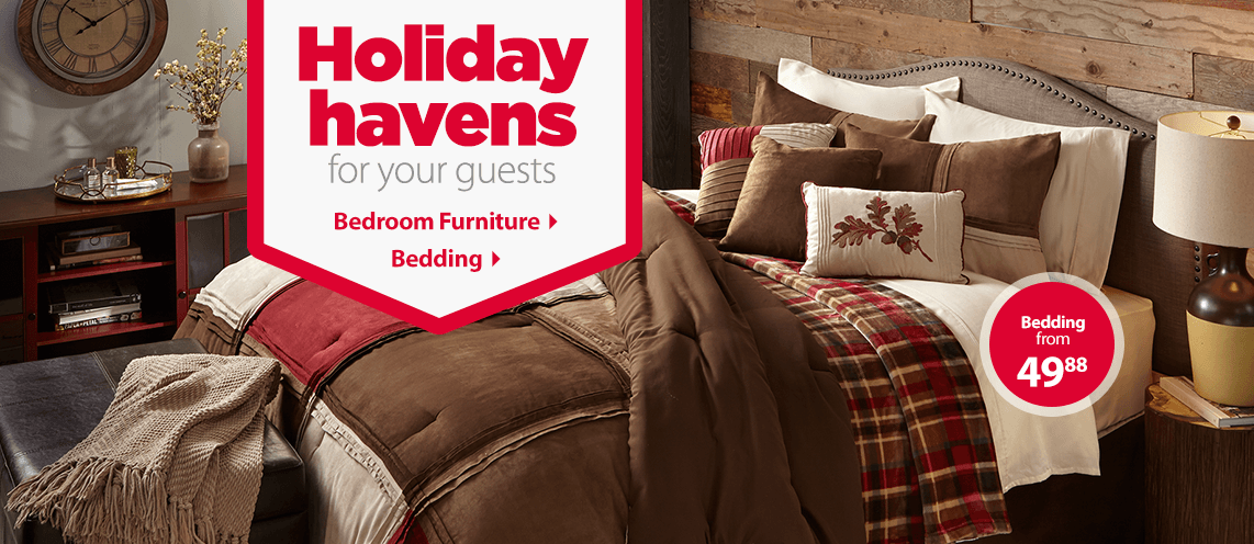 Holiday havens for your guests.