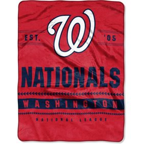 Washington Nationals Bedding & Blankets