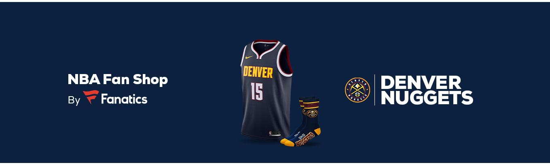 416f8a23 Denver Nuggets Team Shop - Walmart.com