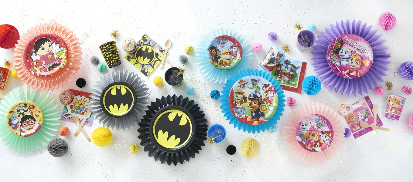 Character Party Supplies Walmart Com