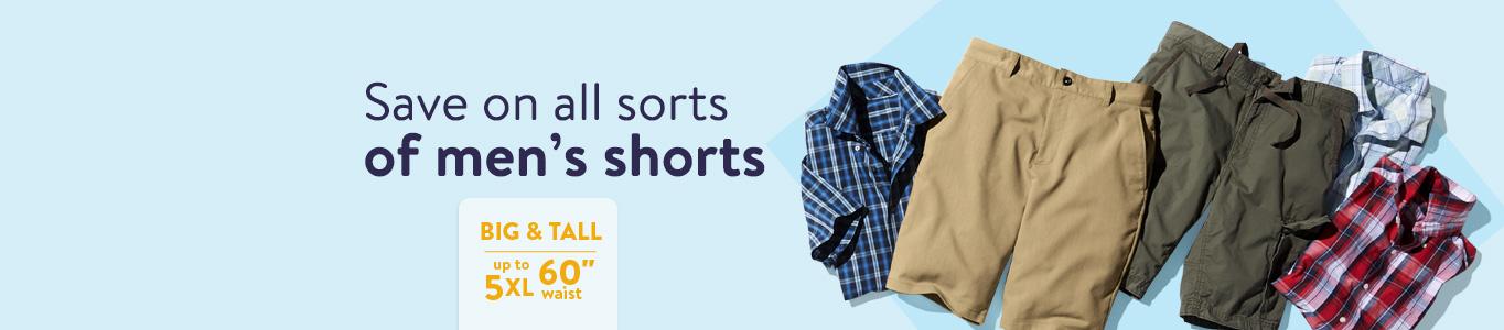 Men's Big & Tall Clothing - Walmart.com