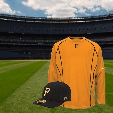 purchase cheap 236ac accf0 Pittsburgh Pirates Team Shop - Walmart.com