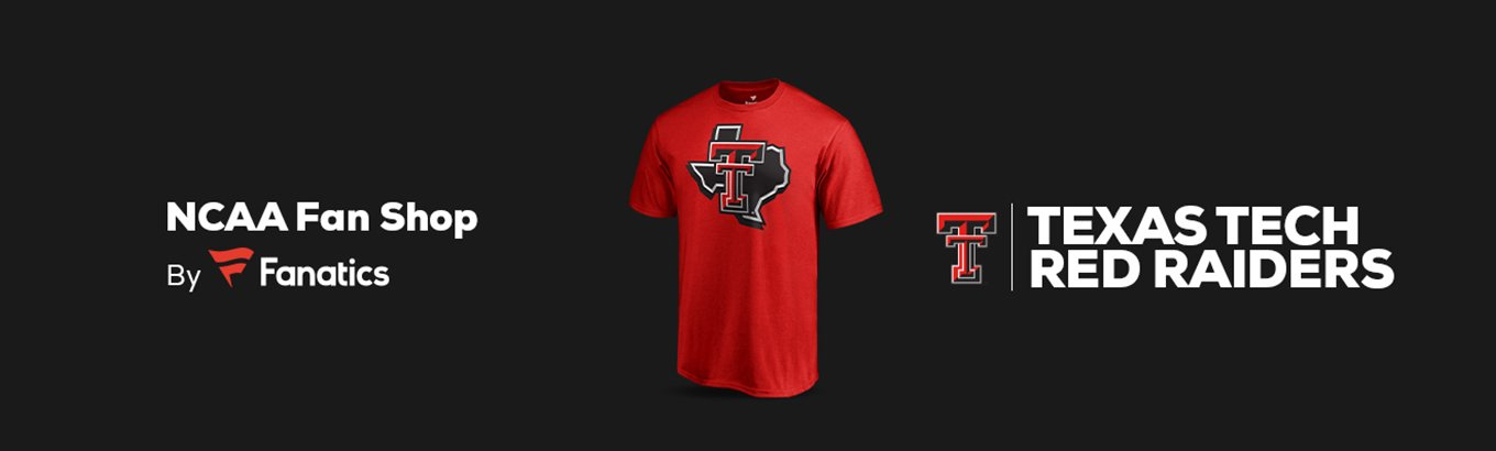 Texas Tech Red Raiders Team Shop
