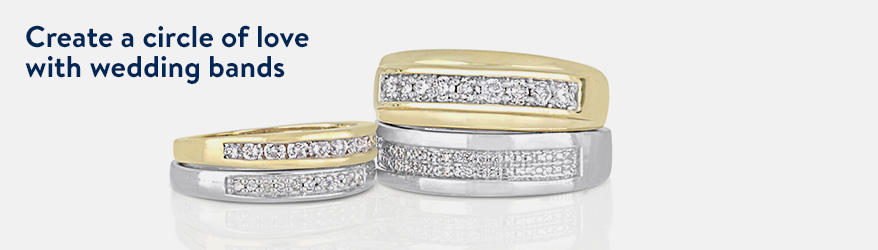 wedding engagement rings walmartcom - Engagement Ring And Wedding Ring