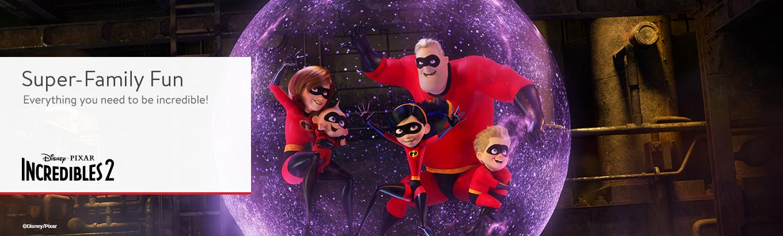 The Incredibles Costumes - Walmart com