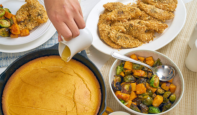 Recipes entertaining spring recipes grilling ideas and healthy a family style dinner idea thats also gluten free forumfinder Images