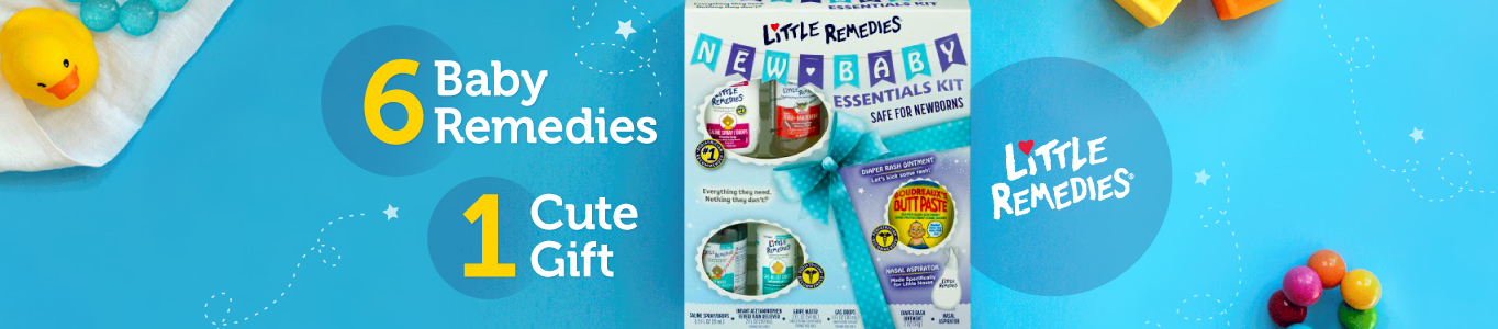 6 Baby Remedies. 1 Cute Gift. Shop the Little Remedies collection.