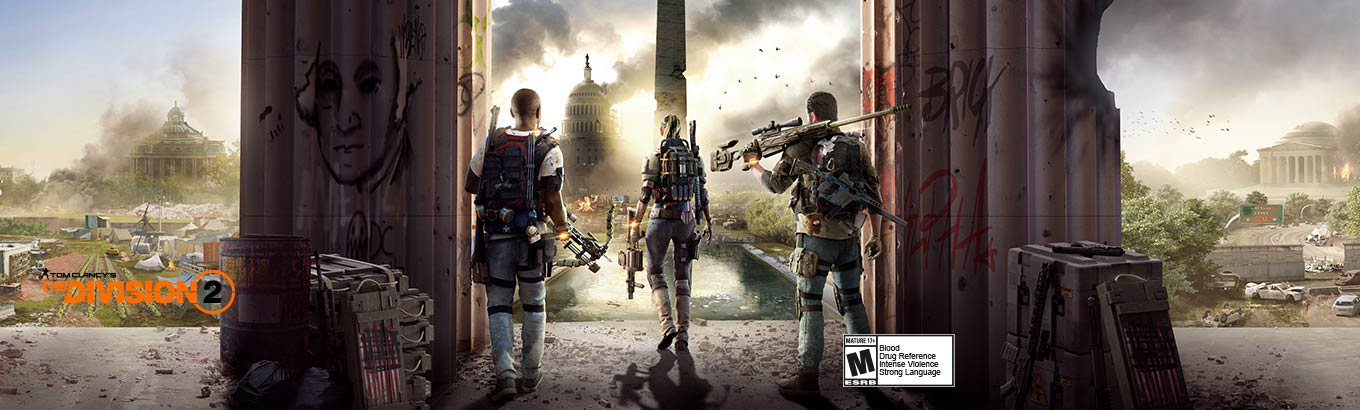 The Division 2. Available at Walmart.com.
