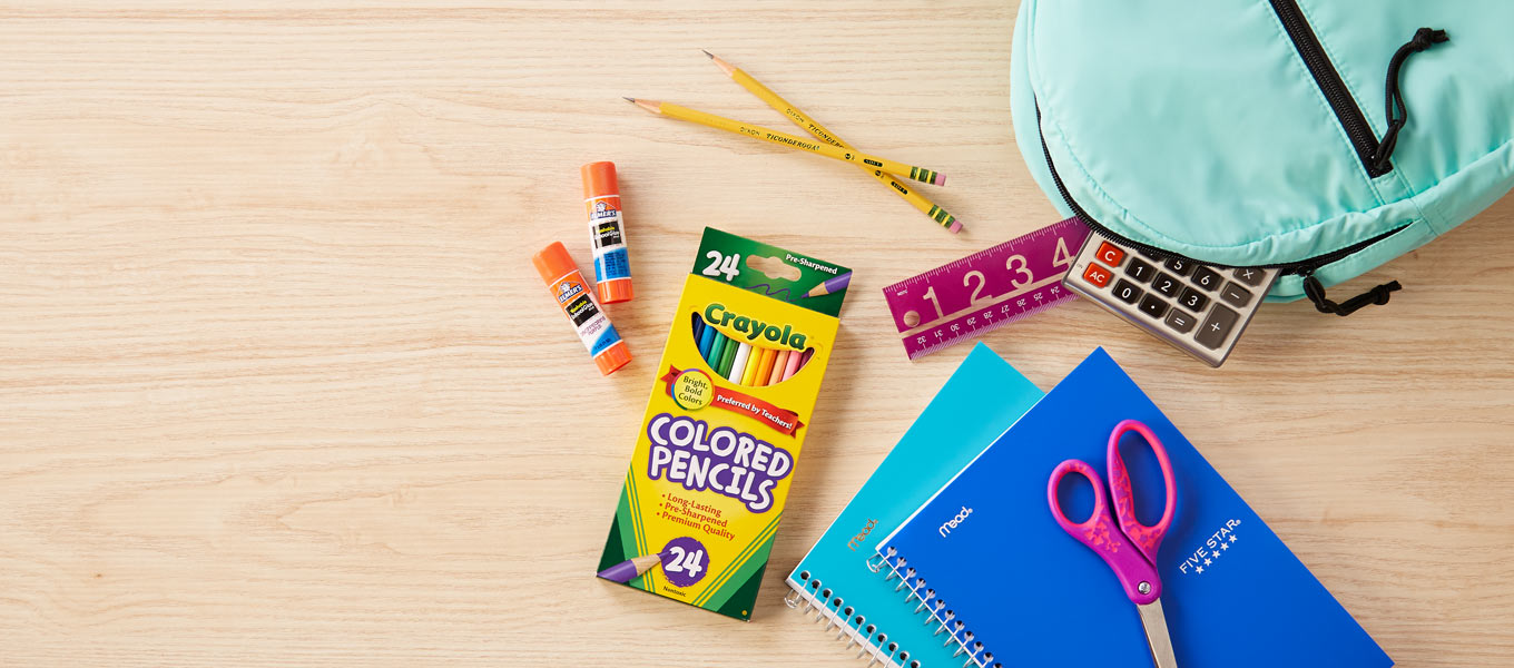Stock Up And Save On School Supplies.