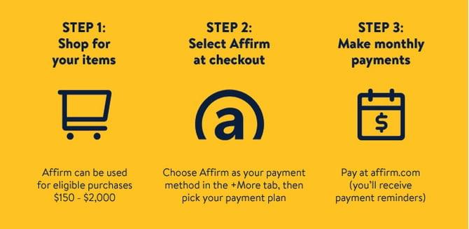 Walmart No Credit Check Financing >> Installment Financing Walmart Com
