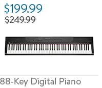 88-Key Digital Piano