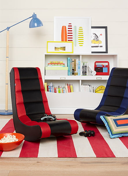 Be Sure Your Game Room Is The Best Kidsu0027 Hangout Spot On The Block! Check  Out Our Big Selection Of Video Rockers, Bean Bags, Lounge Seating U0026 More To  Find ...