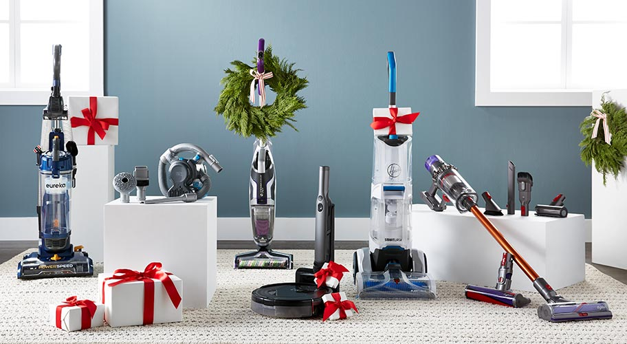 Perfect Presents. One of the most useful gifts you can give is a great vacuum. Check out our many affordable options in a range of styles & sizes, suitable for any type of surface.