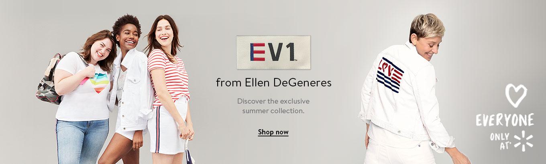7de5d0aa86bd6 EV1 from Ellen DeGeneres - Walmart.com