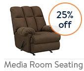 Media Room Seating