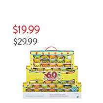 Play-Doh 60 Pack