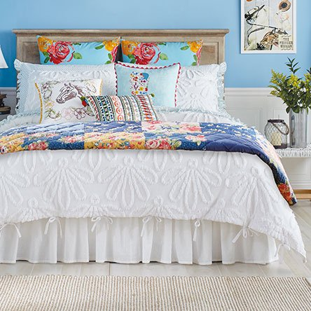 Layer A New Look With The Exclusive Bedding Brand Pioneer Woman