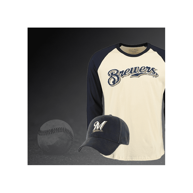 Milwaukee Brewers Team Shop - Walmart com