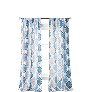 Curtains u0026 Drapes  sc 1 st  Walmart & Curtains u0026 Window Treatments - Walmart.com