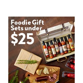 Foodie Gifts under $25