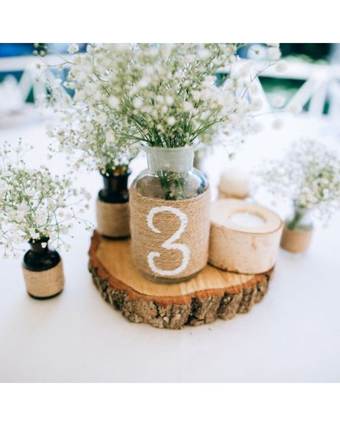 Shop Crafts For your rustic centerpiece Wedding