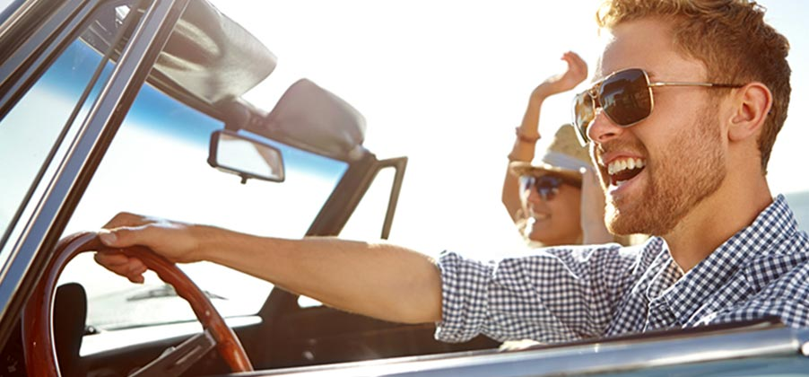 Road trip checklist. Get your ride revved up to hit the road.