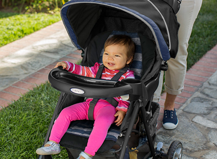 Stroll into summer. Get great savings on strollers and more. Online only. Ends June 13. Shop now