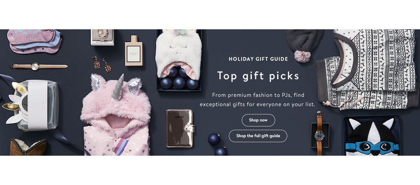 Holiday Gift Guide Top Picks Now The Full