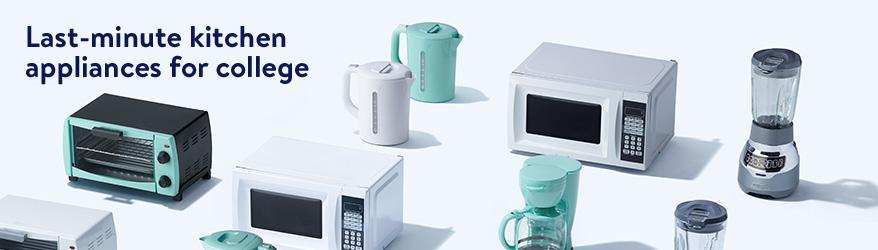 Shop Last Minute Kitchen Appliances For College