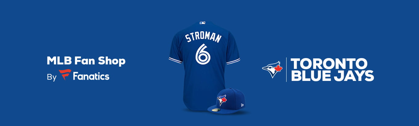 pretty nice 6f094 d9430 Toronto Blue Jays Team Shop - Walmart.com