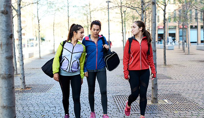 All about activewear: fabric, fit and care tips