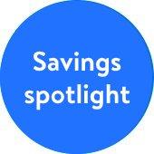 Savings Spotlight Sale at Walmart