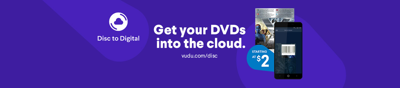 Get your DVDs into the cloud.