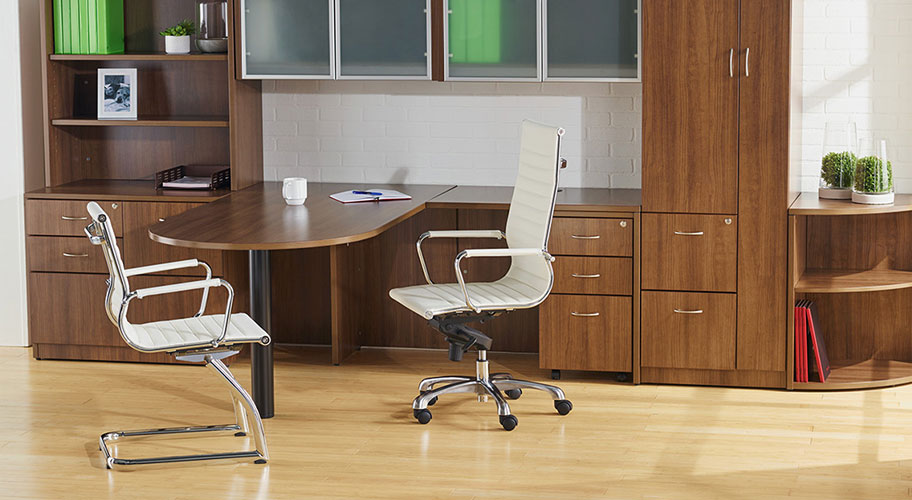 Desk For Small Office On Small Business Bundles If Youve Got Small With Big Needs Office Furniture