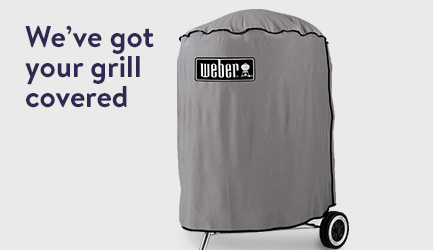 We've got your grill covered.