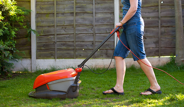 how to find the right lawn mower