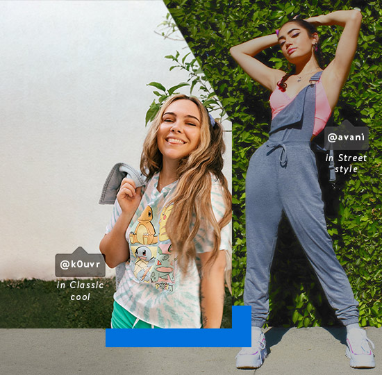Your vibe, your way: Outfits for every mood & budget. Shop women's. Shop women's plus. Explore more.