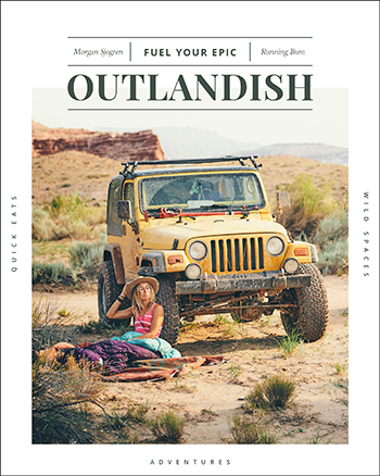 Outlandish book cover