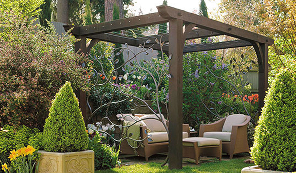 Charmant Small Backyard Ideas To Try Out This Weekend