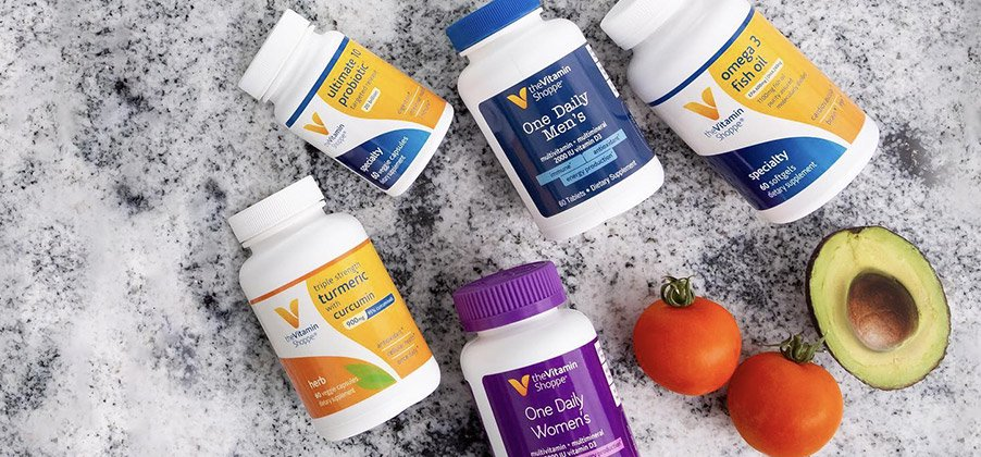 The Vitamin Shoppe. Here to help you achieve your wellness goals.