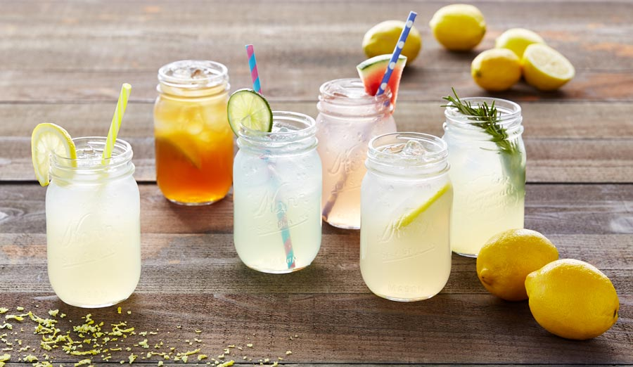 How to Make Homemade Lemonade 6 Ways