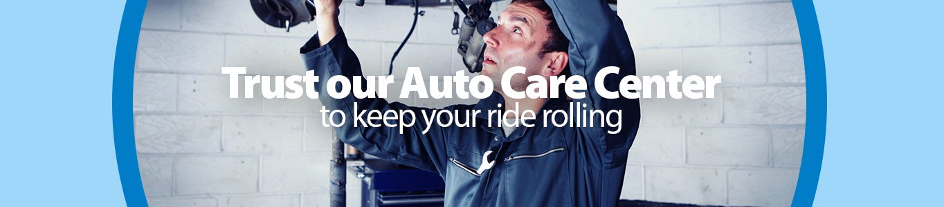Find an auto care center