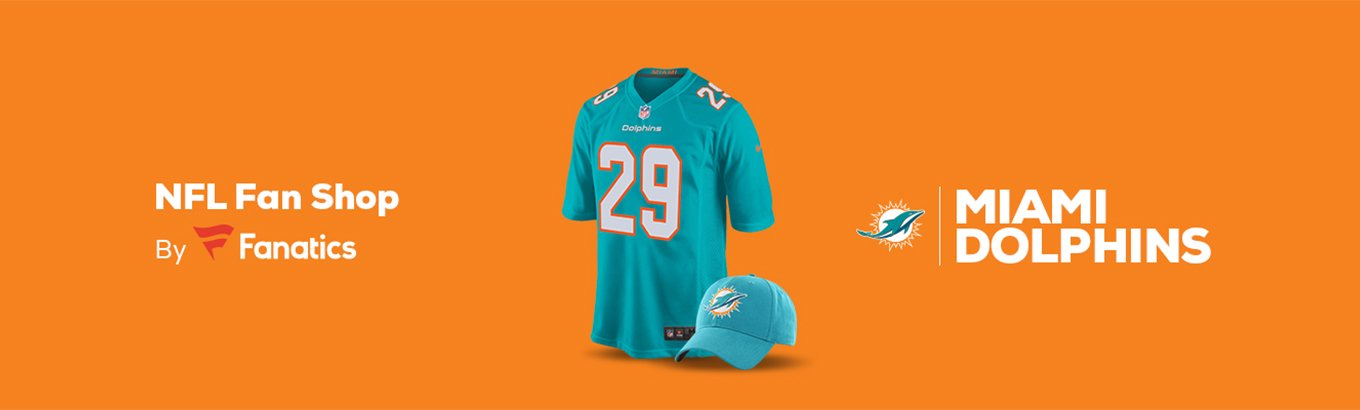 buy online 36524 64e90 Miami Dolphins Team Shop - Walmart.com