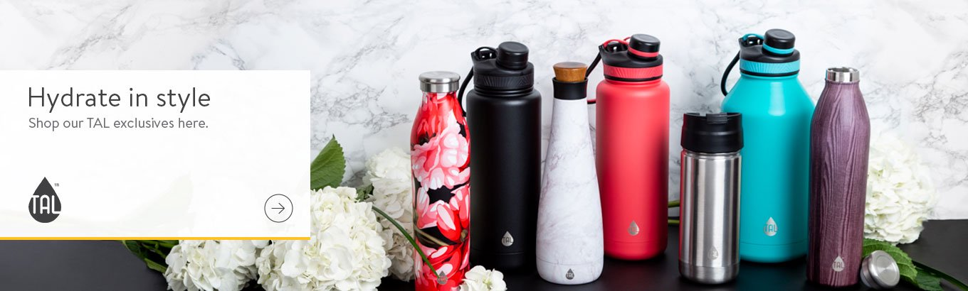 Tal Water Bottles