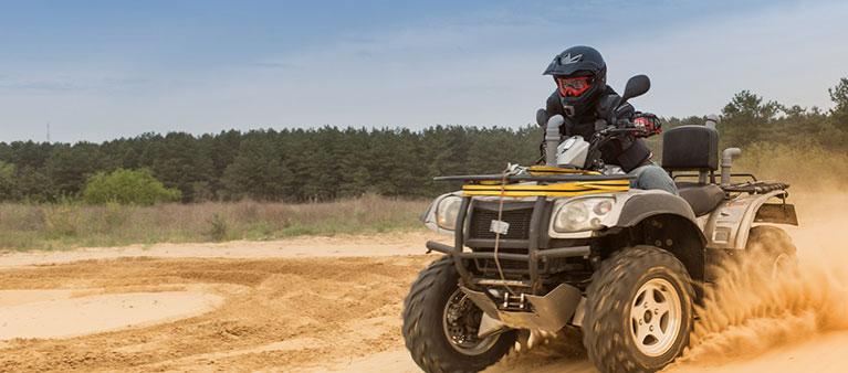 ATV & Off Road Helmets, Gear & Accessories