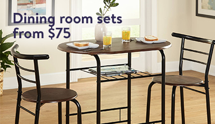 Dining Room Sets From $75.
